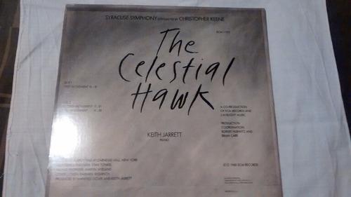 vinilo keith jarrett - the celestial hawk- excelente estado