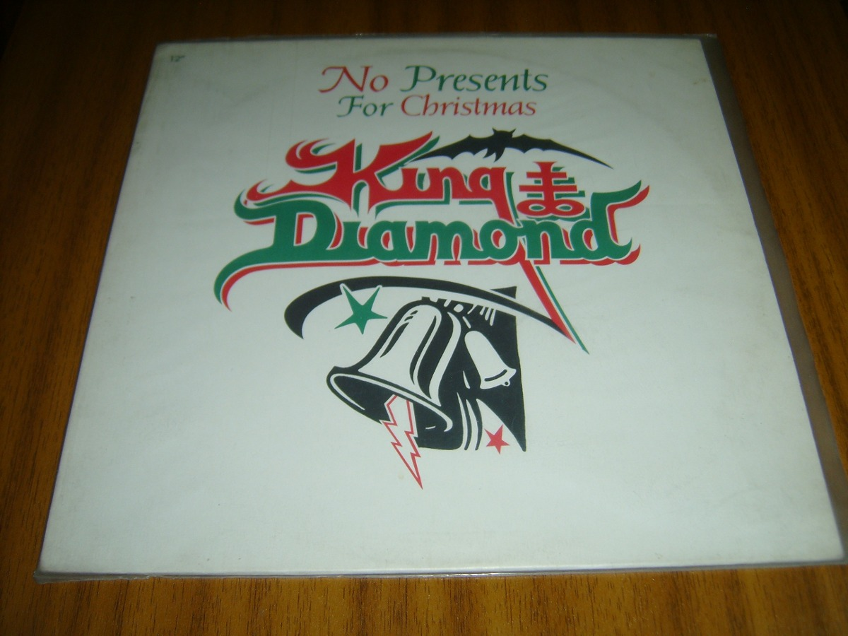 Vinilo King Diamond / No Presents For Christmas (eu 1985) - $ 29.900 ...