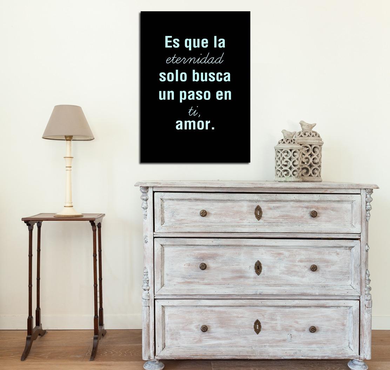 Vinilo Lamina Poster 30x45cm M84 Spinetta Flaco Frases Amor