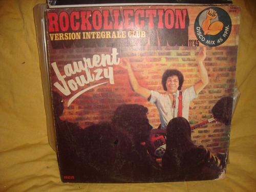vinilo laurent voulzy rockollection p2