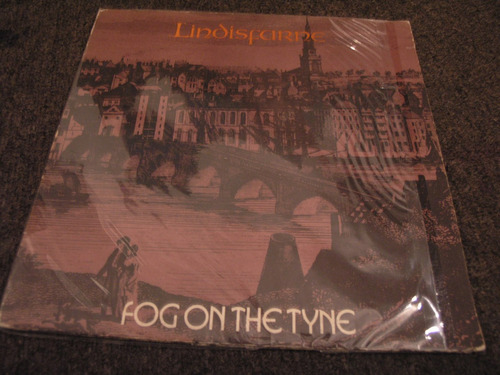 vinilo lindisfarne - fog on the tyne 1971 lp