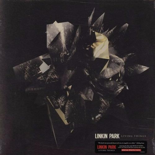 vinilo linkin park - living things