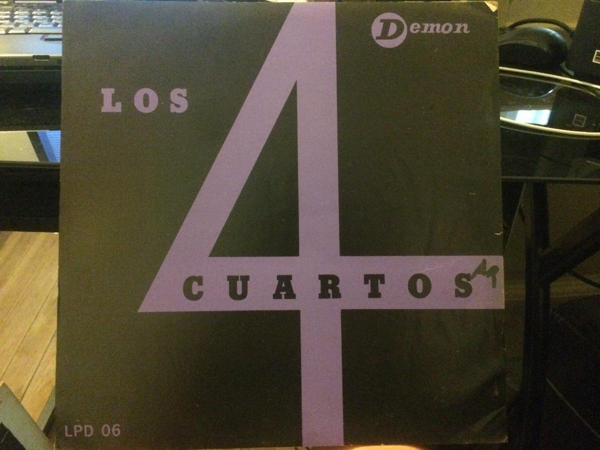 Vinilo Los Cuatro Cuartos Los 4 Cuartos Lp Chile 1964 - $ 120,00 en ...
