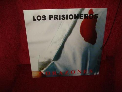 vinilo los prisioneros / corazones (nuevo y sellado)