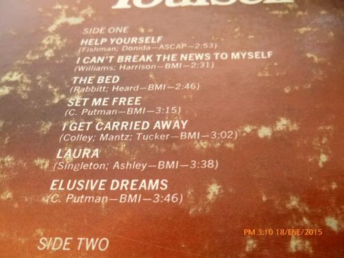 vinilo lp 12 tom jones -help yourself (1137