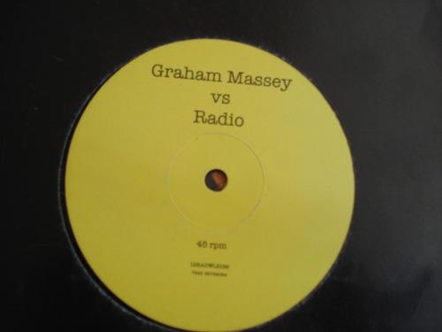 vinilo lp 45rpm graham massey v/s radio