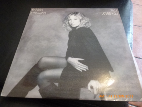 vinilo lp - barbara streisand - tilli  loved you (214)