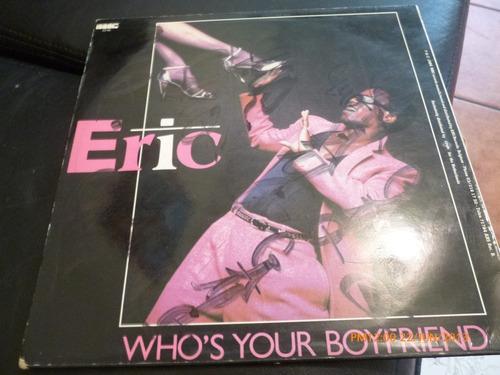 vinilo lp bobby orlando  eric  who's your boyfriend (522)