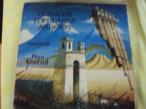vinilo lp clasicos populares andinos raul aliaga