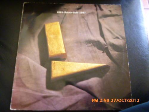 vinilo lp de 1981- ratata guld -1987 (u535