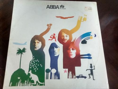 vinilo lp de abba   el album (u114