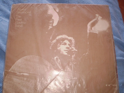 vinilo lp de albert hammond  the free electric band (u596