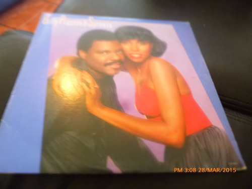 vinilo lp de billy preston & syreeta -(u1134