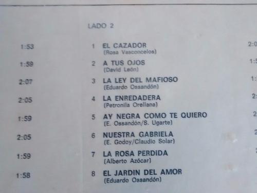 vinilo lp de choros del puerto -  leon rios (u1150