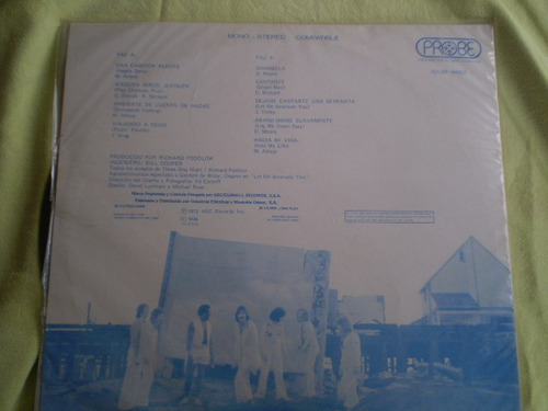 vinilo lp de cyan three dog  night  (256)