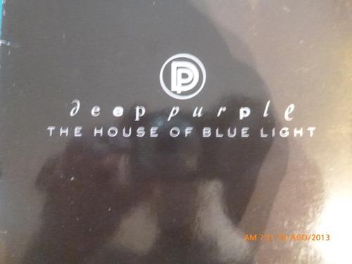 vinilo lp de deep purple  the house of blue light (147)