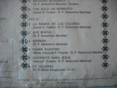 vinilo lp de eugenio gonzalez  maranathaa  (u222