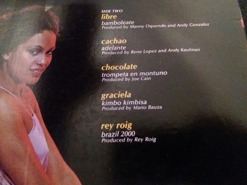 vinilo lp de latin disco salsas greates hits