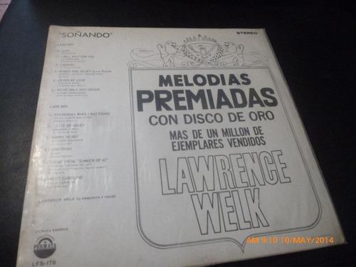 vinilo lp de lawrence welk    --- soñando (977)