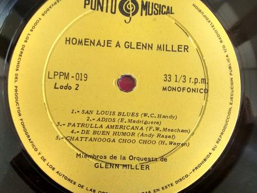 vinilo lp de memorias de glem miller (1077