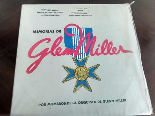 vinilo lp de memorias de glem miller (u928