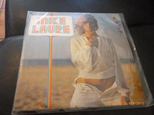 vinilo lp  de mike laure --  musart -- la arañita (429