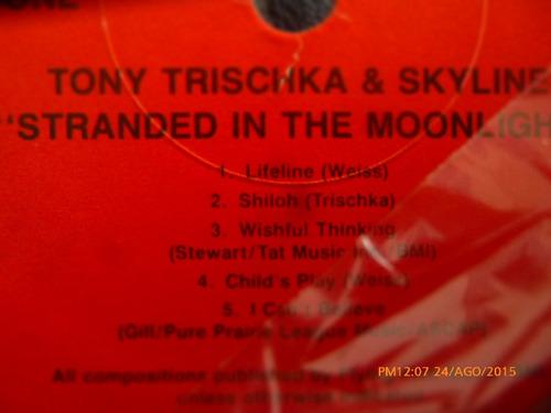 vinilo lp de moonlight  --stranded in the (uy1058