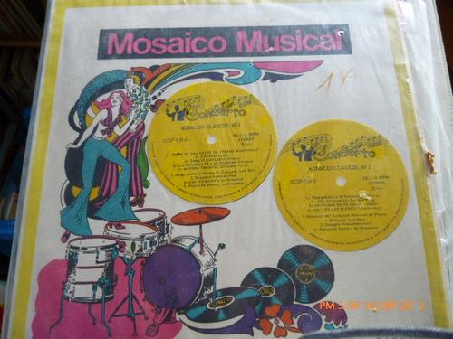 vinilo  lp de mosaico musicales (745)