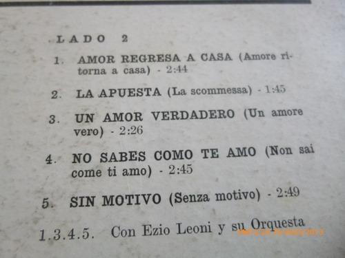 vinilo lp de nicola di bari canta en italiano (126)
