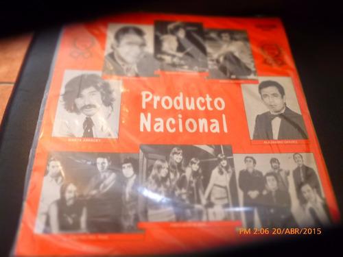 vinilo lp de producto nacional  -  fruto del pais y ot (573