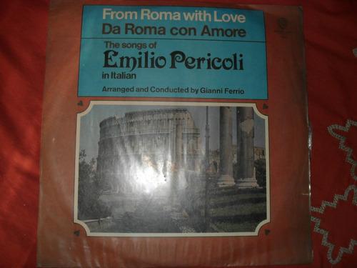 vinilo lp de roma con amor