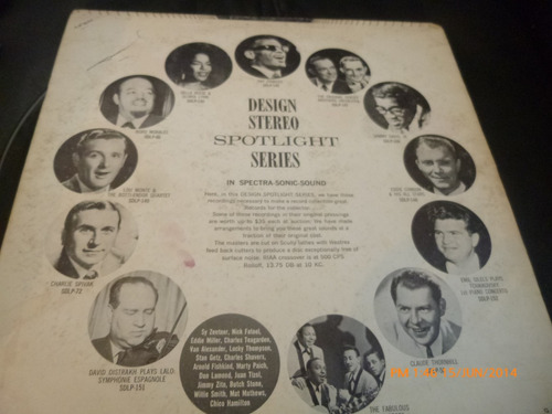 vinilo lp de sammy davis jr spotlight on (41)