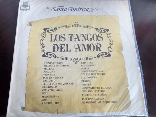 vinilo lp de santa marta los tangos del amor (1497