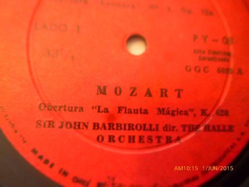 vinilo lp de sir barbirolli  --the alle orchest  (u984