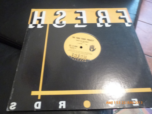 vinilo lp  de  the todd terry project  bango (u425