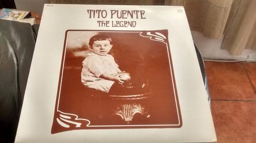 vinilo lp de tito puente - the legend (u63