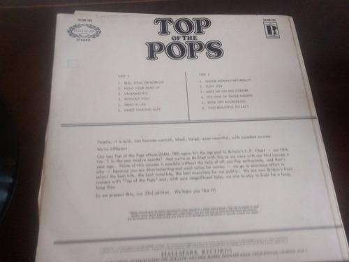 vinilo lp de top of the pops vol 23  (u1280