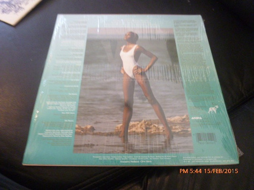 vinilo lp de whitney houston ( 826