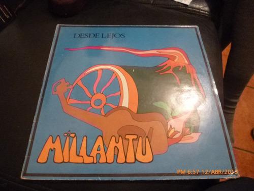 vinilo lp del grupo millantu  re -edicion 1983 (653)