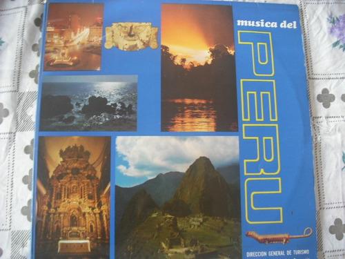 vinilo lp doble musica del peru (u616