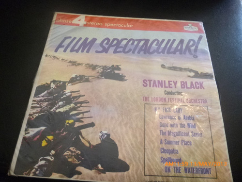 vinilo lp film spectacular stanley blac (u663