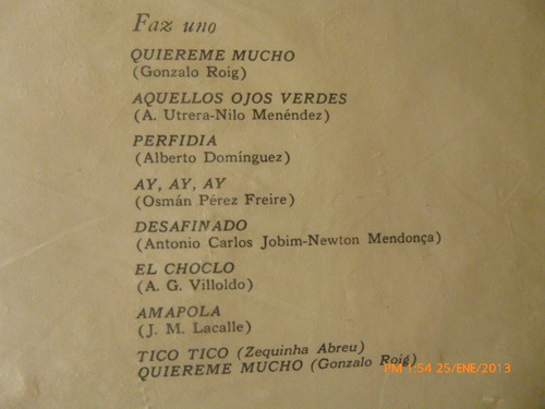 vinilo lp  george feyer y su piano (u698