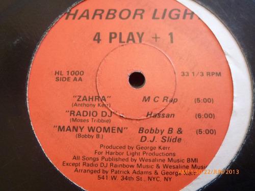 vinilo lp harbor light  4 play +1 (u359