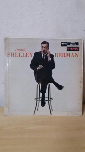 vinilo lp inside shelley berman