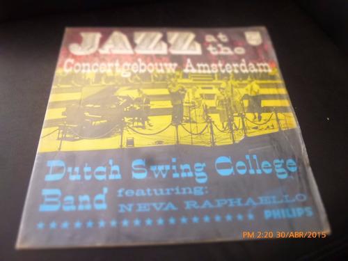 vinilo lp jazz at the concertgebouw amsterdan (u1073