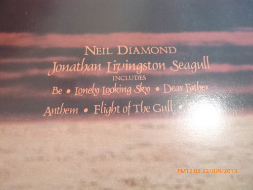 vinilo lp  neil diamond  (156)