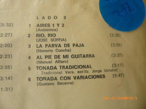 vinilo lp  octavio bustos (299)