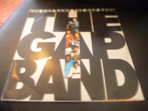vinilo lp  te gap band  -- fuera de lo azul (1338)