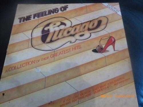 vinilo  lp  the feeling of chicago   (u591