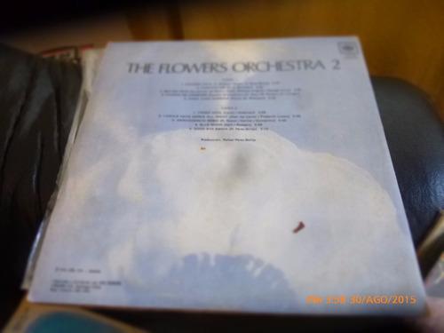 vinilo lp  the flowers orchestra 2 -- danubio azul   (1413